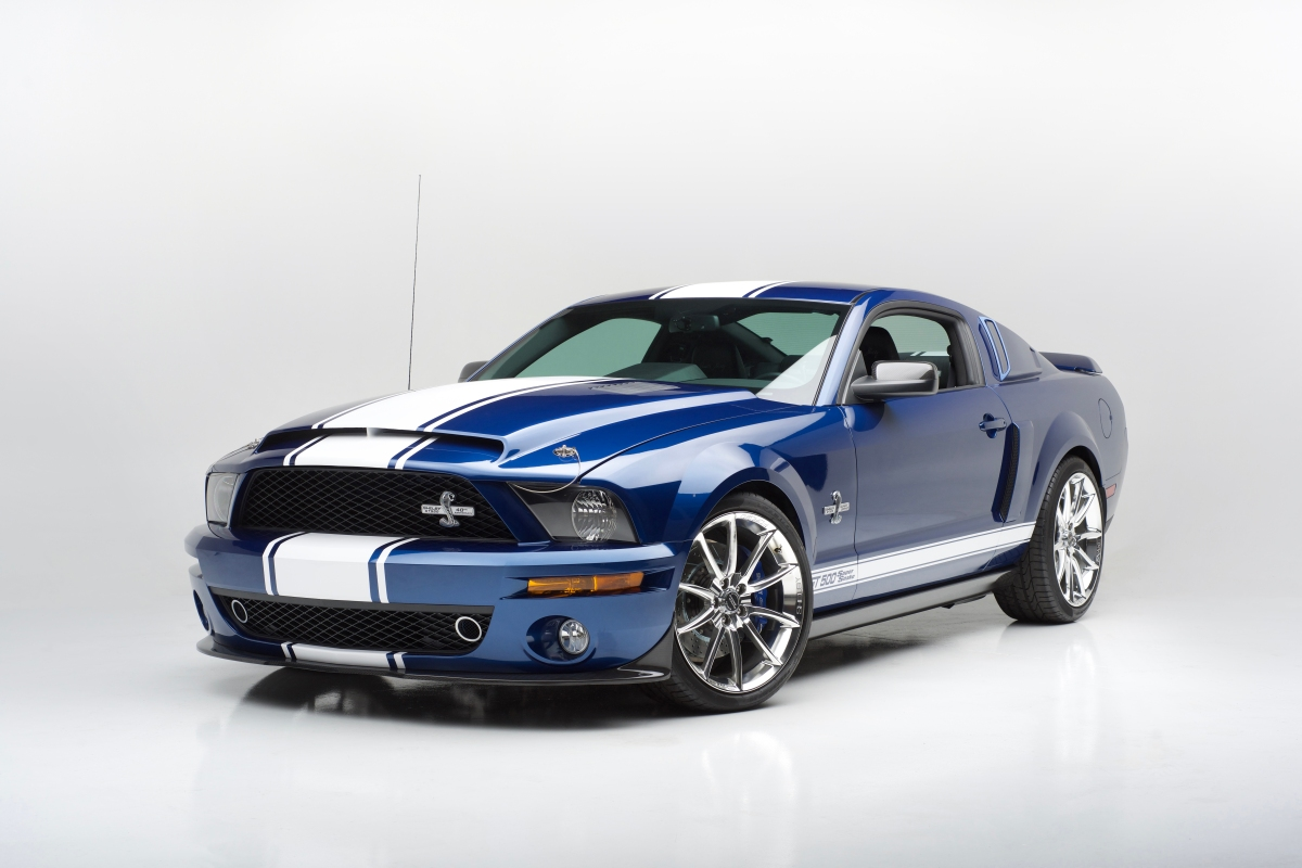 Barrett-Jackson Will Donate Sale of Super Snake to Las Vegas First Responders